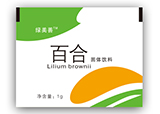 Lilium brownii healthy dietary formula powder